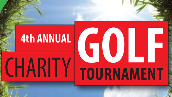 4th Annual Charity Golf Tournament on November 19, 2019