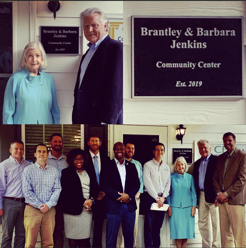 Jenkins Building naming